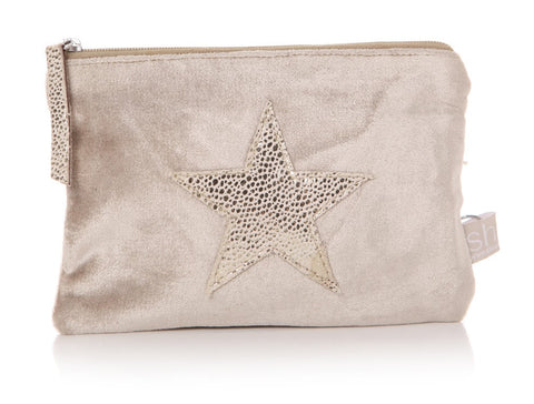 Ta Da Star Purse in Cream by Shruti