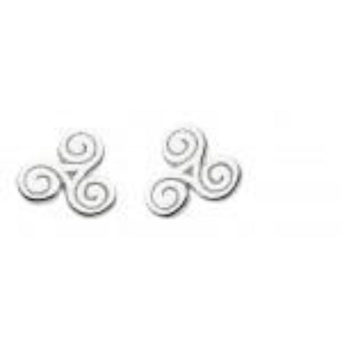 Heritage celtic Knot  Studs - Violetmai Jewellery and Gifts
