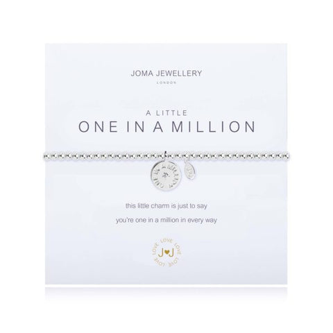 Joma A Little One In A Million - Violetmai Jewellery and Gifts