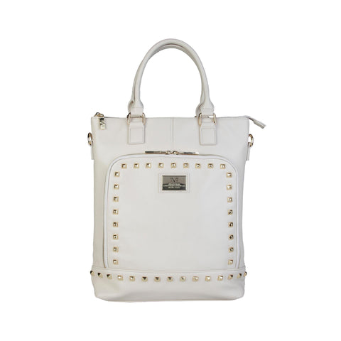 V 1969 - White Bucket Bag