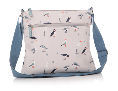 RSPB Bird Oilcloth Bag