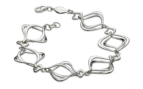 Kit Heath Alice Silver Bracelet - VIOLETMAI - 1