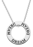 Dew  Sterling Silver Dream Pendant and Chain - Violetmai Jewellery and Gifts