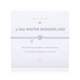 Joma Girls Winter Wonderland Bracelet