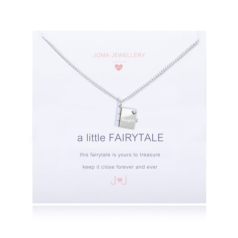 Joma Girls A Little Fairytale Necklace - Violetmai Jewellery and Gifts