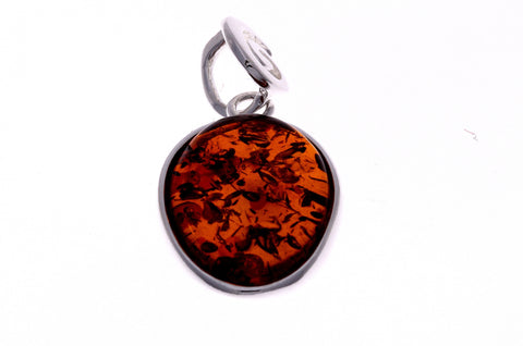 Simply Amber Pendant