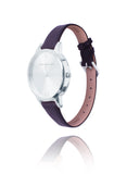 Joma Jewellery Lexi Watch With Leather Strap