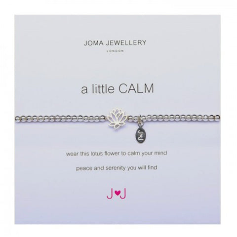 JOMA A Little Calm Bracelet - Violetmai Jewellery and Gifts