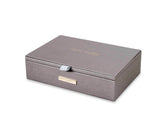 Katie Loxton Large  Jewellery Box in Grey