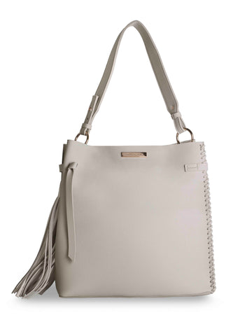 Katie Loxton Florrie Day  Bag in Stone - Violetmai Jewellery and Gifts