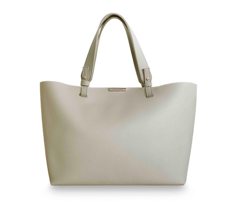 Katie Loxton Piper Tote  Bag in Stone