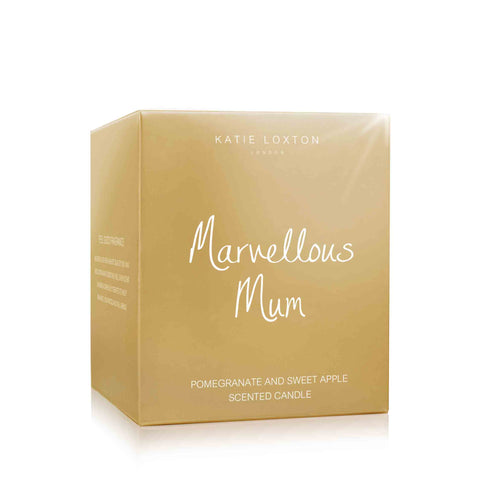 Katie Loxton Marvelous Mum  CANDLE