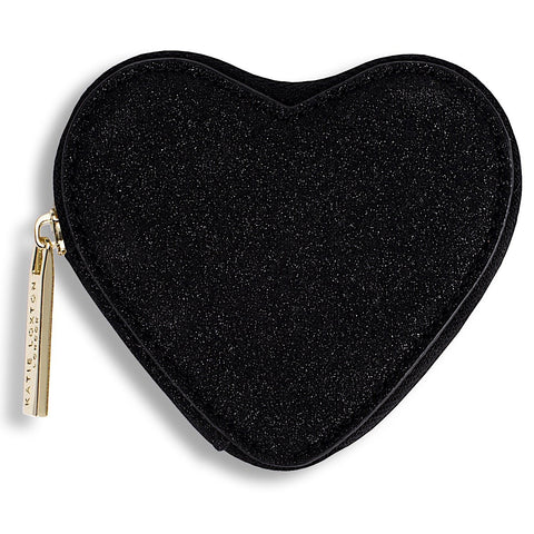 Katie Loxton Coin Purse Black