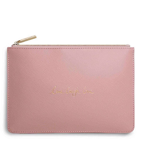 Katie Loxton Live  Laugh Love The Perfect Pouch