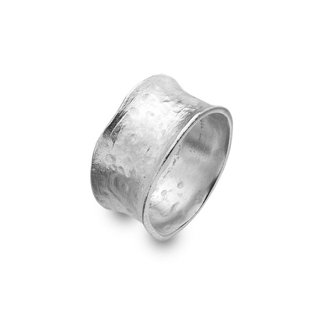 Pure Origins Sterling Silver Statement Ring