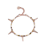 Azuni  Apache Rose Gold bracelet - Violetmai Jewellery and Gifts
