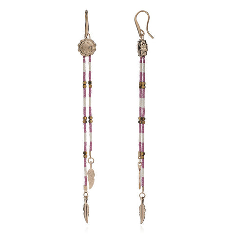 Azuni Santa Maria Earrings - Violetmai Jewellery and Gifts