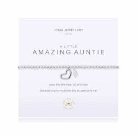 JOMA A Little Amazing Auntie Bracelet - Violetmai Jewellery and Gifts