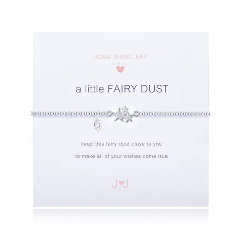 Joma Girls A Little Fairy Dust Bracelet - Violetmai Jewellery and Gifts
