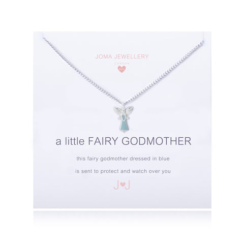 JOMA girls A Little Fairy Godmother Necklace