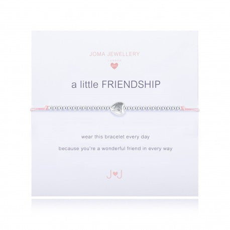 JOMA A Little Friendship  Bracelet - Violetmai Jewellery and Gifts