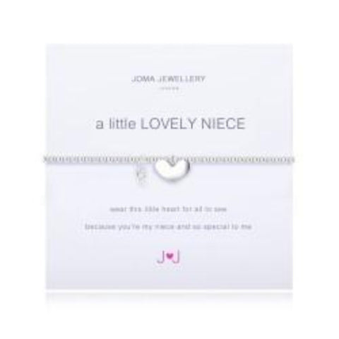 Joma A Little Lovely Niece Bracelet - Violetmai Jewellery and Gifts