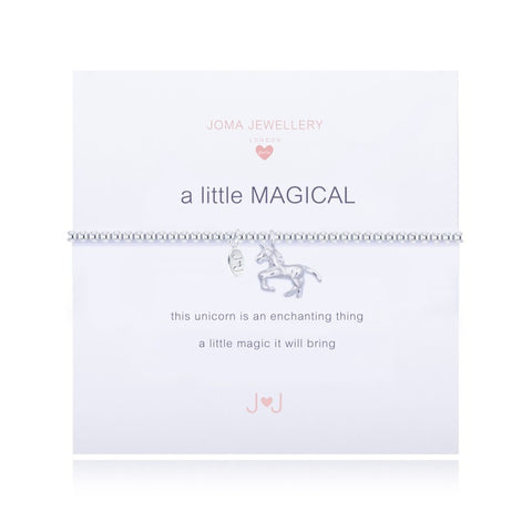 Joma Girls A Little Magical Bracelet - Violetmai Jewellery and Gifts