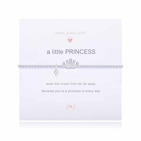Joma Girls A Little Princess Bracelet - Violetmai Jewellery and Gifts
