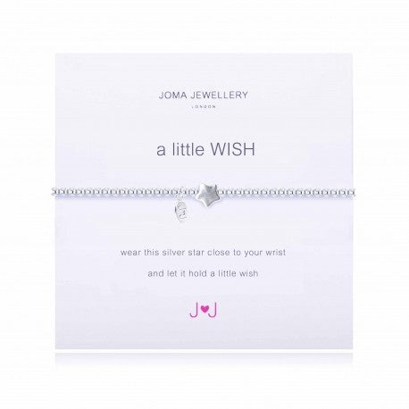 JOMA A Little Wish Bracelet - Violetmai Jewellery and Gifts