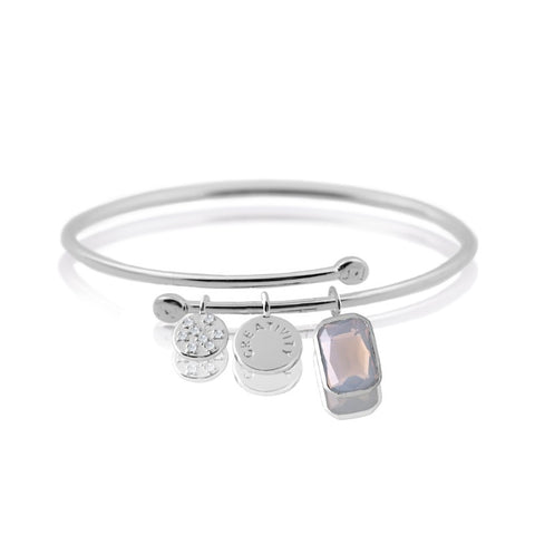 Joma Jewellery Creativity Story Bangle - Violetmai Jewellery and Gifts