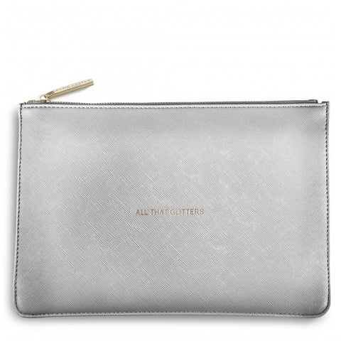 Katie Loxton ALL THAT GLITTERS The Perfect Pouch - VIOLETMAI - 1