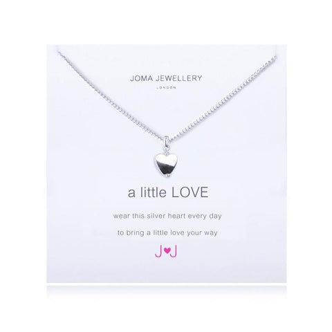 JOMA A Little Love Necklace - Violetmai Jewellery and Gifts