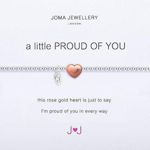 JOMA A Little Proud of You Bracelet - Violetmai Jewellery and Gifts