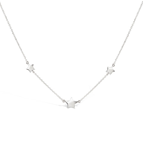 Four Stars Necklace by Dinny Hall - Violetmai Jewellery and Gifts