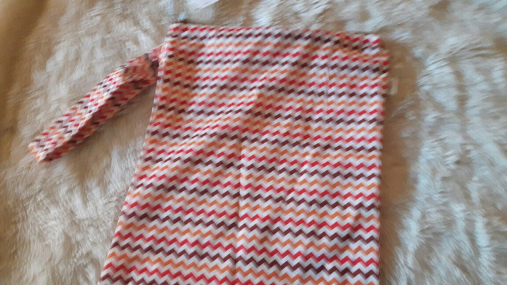 Fall Chevron Wetbag
