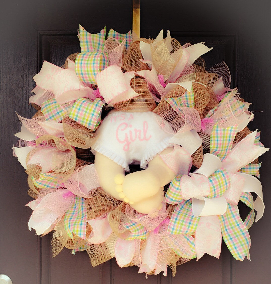 Baby Wreath - Destined with Creativity