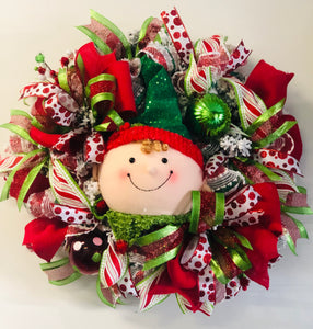 Elf Wreath