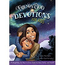 Friends With God Devotional For Kids