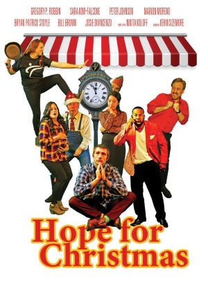 Hope for Christmas DVD