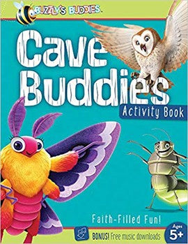 Cave Buddies: Activity Book