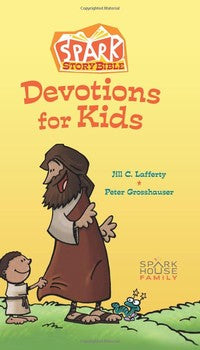 Spark Story Bible: Devotions For Kids