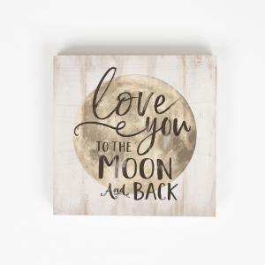 Barnhouse Block - Love You To The Moon