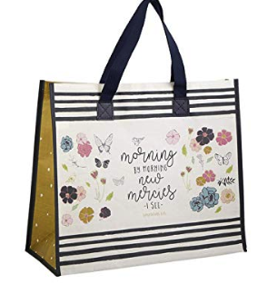 Tote Bag- Morning By Morning