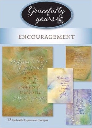 Boxed Cards - Encouragement Embrace