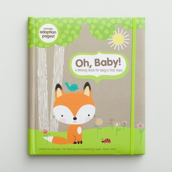 Baby Memory Book - Oh,  Baby! Neutral