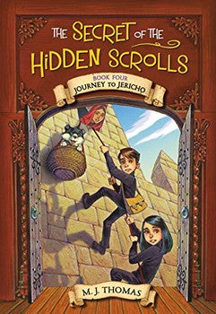 The Secret of the Hidden Scrolls #4: Journey to Jericho
