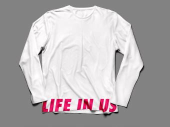 FW Long Sleeve Shirt - White