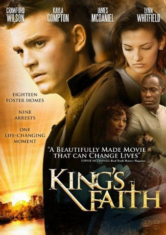 King's Faith DVD
