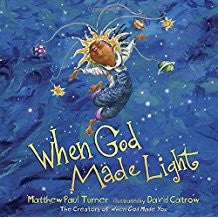 When God Made Light (Hardcover)
