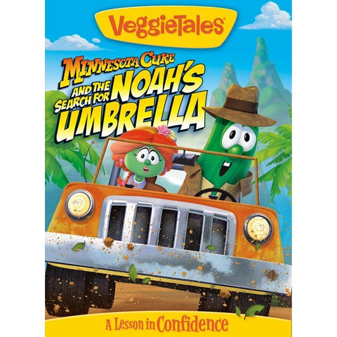 Minnesota Cuke And The Search For Noah's Umbrella (Bargain Bin)